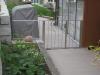 Gartentüre